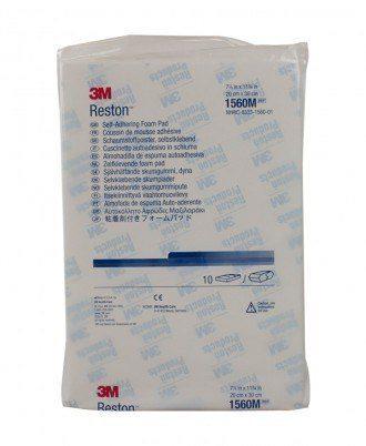Reston Medium Support Self-Adhering Foam Pad