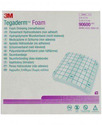 Tegaderm High Performance Non-Adhesive Foam Dressing