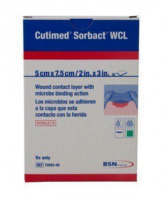Cutimed Sorbact Contact Layer