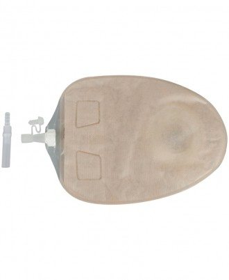 SenSura Xpro One-Piece Urostomy Pouch