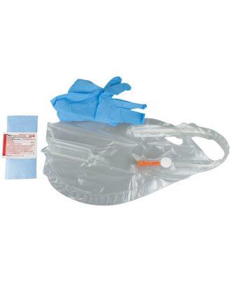SureCath Set Intermittent Catheter With Insertion Supplies 1200ml