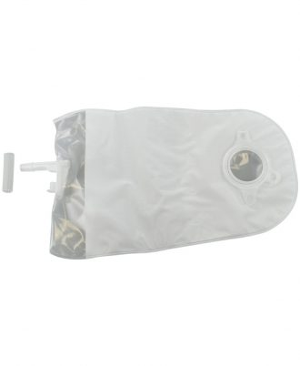 Sur-Fit Natura Urostomy Pouch With Fold Over Tab