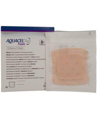 Aquacel Ag Adhesive Foam Dressing