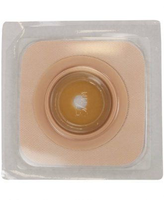 Sur-Fit Natura Durahesive Skin Barrier with Accordion Flange