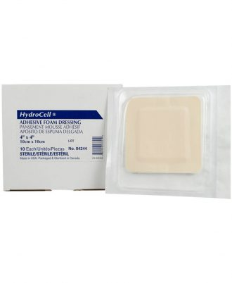 Hydrocell Adhesive Foam Dressing