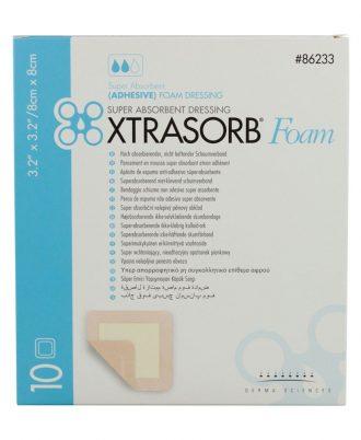 Xtrasorb Adhesive Foam Dressing