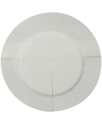 Covaderm Plus Adhesive Tube Site Dressing