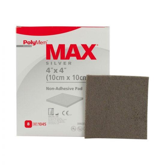 Polymem Max Silver Foam Dressing
