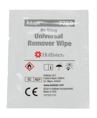 Adapt No Sting Universal Adhesive Remover Wipe