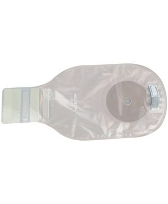 Premier One-Piece Drainable Pouch with FlexWear Skin Barrier