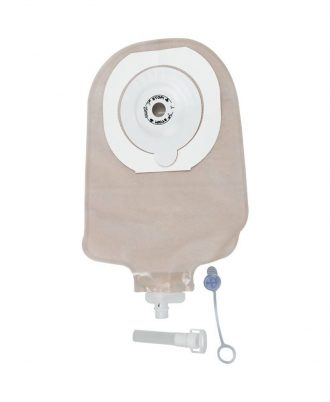 Premier One-Piece Urostomy Pouch with Flextend Skin Barrier