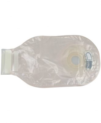 Premier One-Piece Drainable Pouch with SoftFlex Skin Barrier