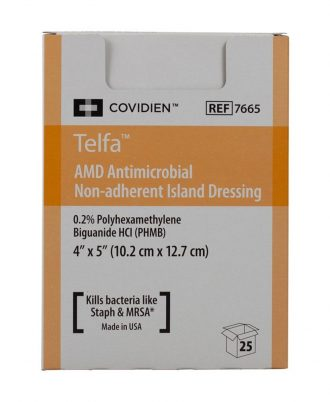Telfa AMD Island Dressing