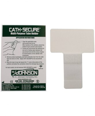 CATH-SECURE Multi-Purpose Tube Holder