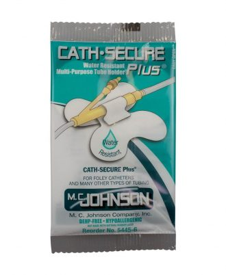 CATH-SECURE Plus Water-Resistant Breathable Tube Holder