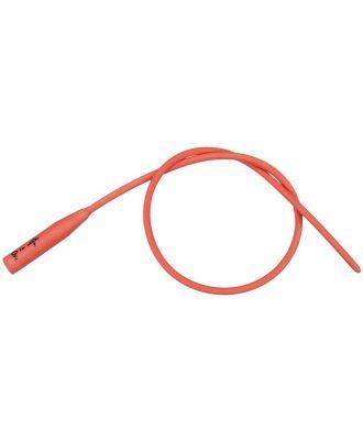 Medline Red Rubber Intermittent Catheter
