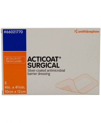 Acticoat Surgical Silver Foam Dressing
