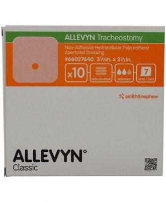 Allevyn Hydrocellular Foam Tracheostomy Dressing