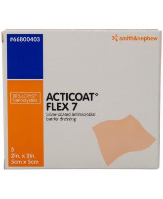 Acticoat Flex 7 Silver Contact Layer