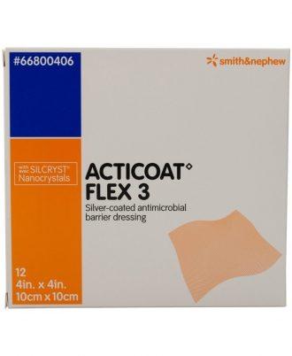 Acticoat Flex 3 Silver Contact Layer
