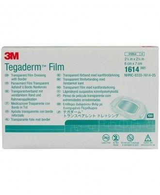 Tegaderm Transparent Film Dressing Frame Style With Border