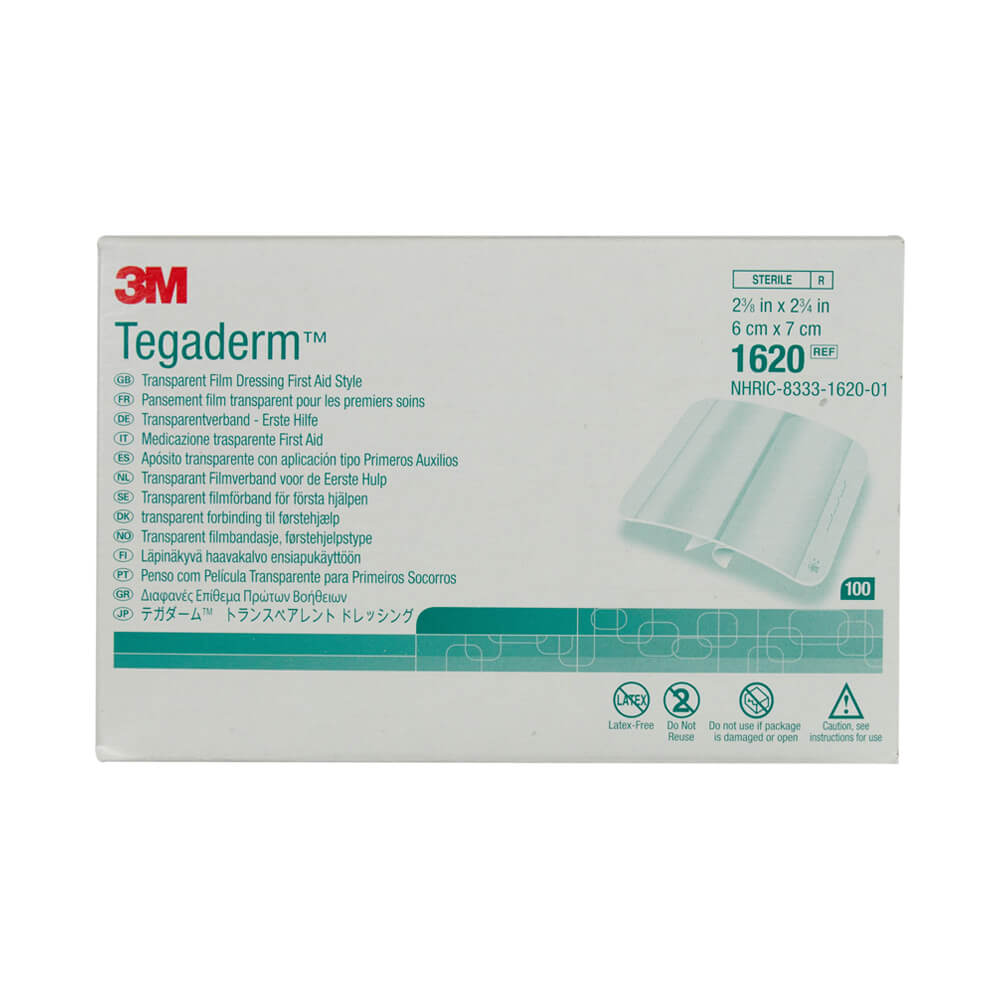 Tegaderm Transparent Film Dressing First Aid Style Medical Monks