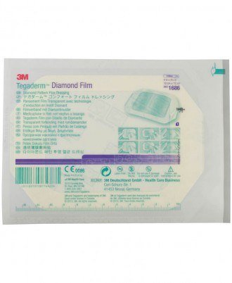 Tegaderm Diamond Pattern Film Dressing