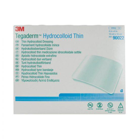 Tegaderm Hydrocolloid Thin Dressing