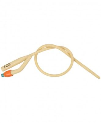 AMSure Silicone Coated Latex Foley Catheter
