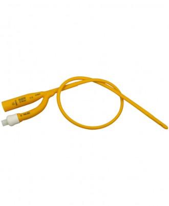 Rusch 100% 2-Way Silicone Foley Catheter
