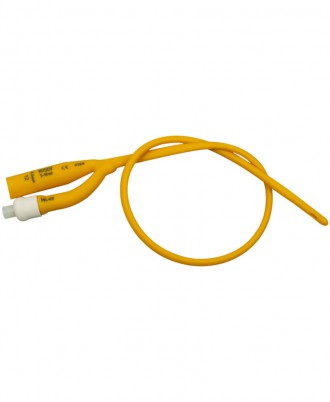 Rusch Gold 2-Way Silicone Coated Latex Foley Catheter