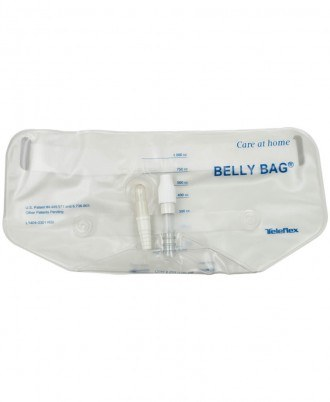 Rusch Belly Bag Urinary Collection Device with Hip Belt
