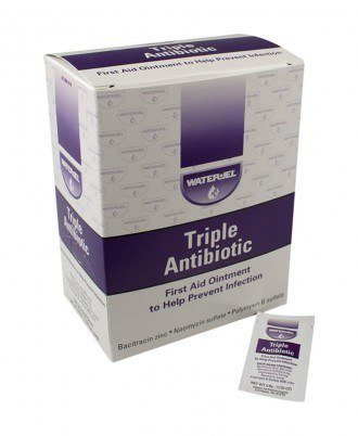 Waterjel Triple Antibiotic Ointment