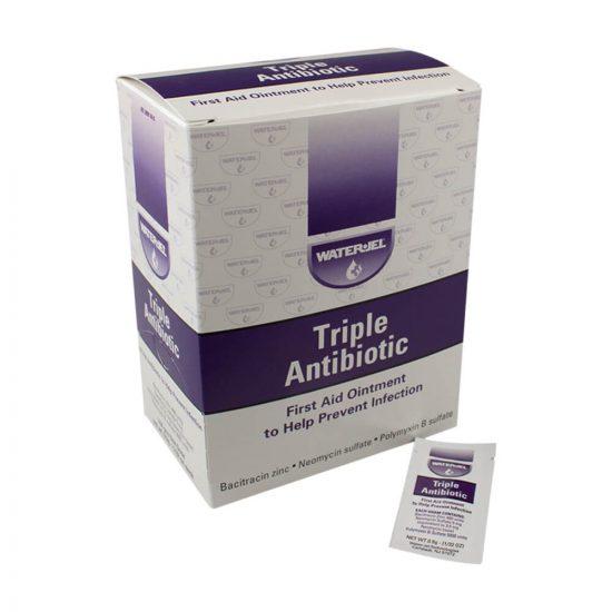 Waterjel Triple Antibiotic Ointment