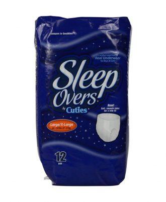 SleepOvers Overnight Protection Youth Pants