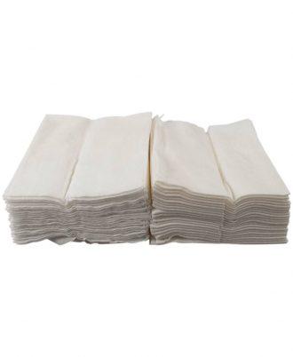 Kendall Heavy White Washcloths