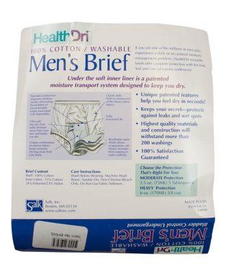 HealthDri Men's Briefs
