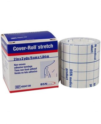 Cover-Roll Stretch Fixation Dressing