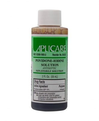 Aplicare Povidone-Iodine Solution