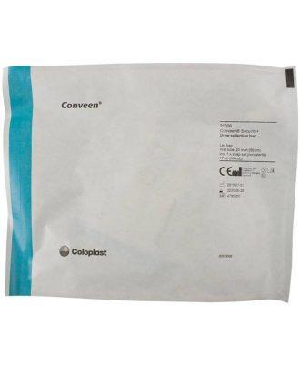 Conveen Security+ Leg Bag(Non-Sterile)