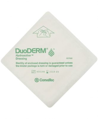 DuoDERM Sterile Hydroactive Dressing