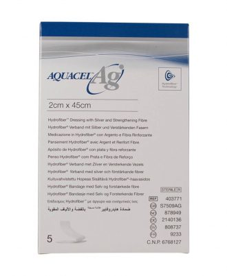 Aquacel AG Alginate Rope