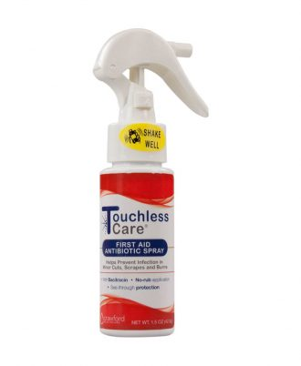 Touchless Care First Aid Antibiotic Spray