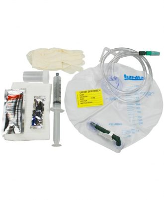 Bardia Add-Foley Tray for use with 30CC Catheters
