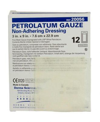 Petrolatum Gauze Non-Adhering Dressing