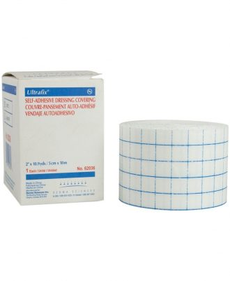 Ultrafix Self-Adhesive Dressing Retention Tape