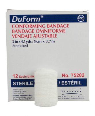 DuForm Conforming Bandage, Sterile