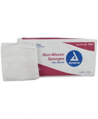Dynarex Non-Woven Sponge, Non-Sterile