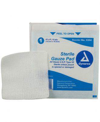 Dynarex Surgical Gauze Pad