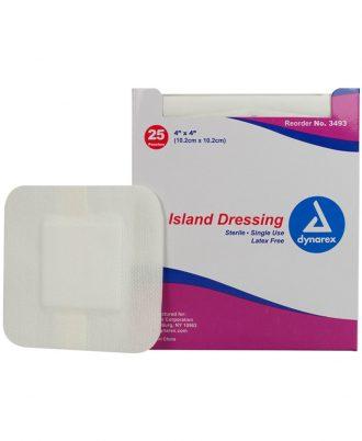 Dynarex Island Dressing
